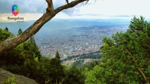 Monserrate Bogota Colombia Boogaloo Travel