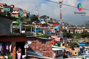 Medellin comuna Colombia Boogaloo Travel