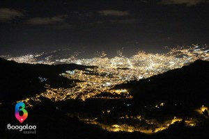 Night in Medellin Colombia Boogaloo Travel