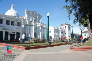 Popayan centre Colombia Boogaloo Travel