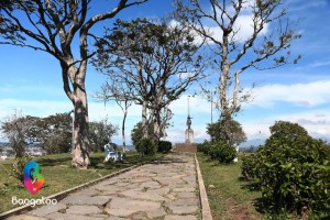 View point in Popayan Colombia Boogaloo Travel