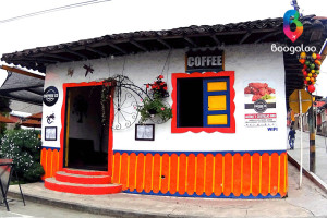 Salento Coffe Shop Colombia Boogaloo Travel