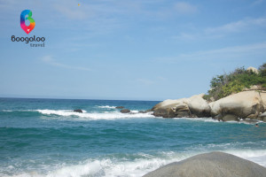 Tayrona park trek Colombia Boogaloo Travel