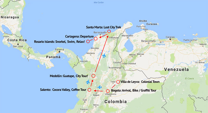 the-best-of-colombia-map